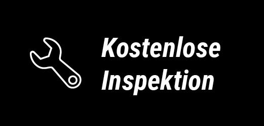 Kostenlose Inspektion