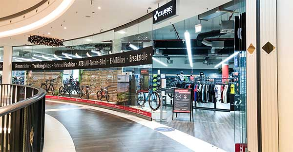 CUBE Store Schwerin